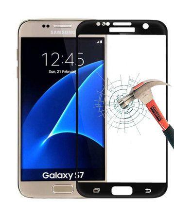 121870156bac4 Стекло защитное закаленное для Samsung Galaxy S7 с черной рамкой (толщина  0,2 мм)Посмотреть КупитьРекомендуем ...